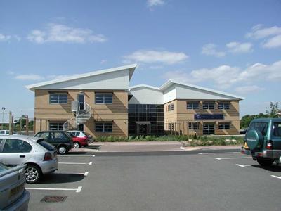 Image of University Way, Cranfield